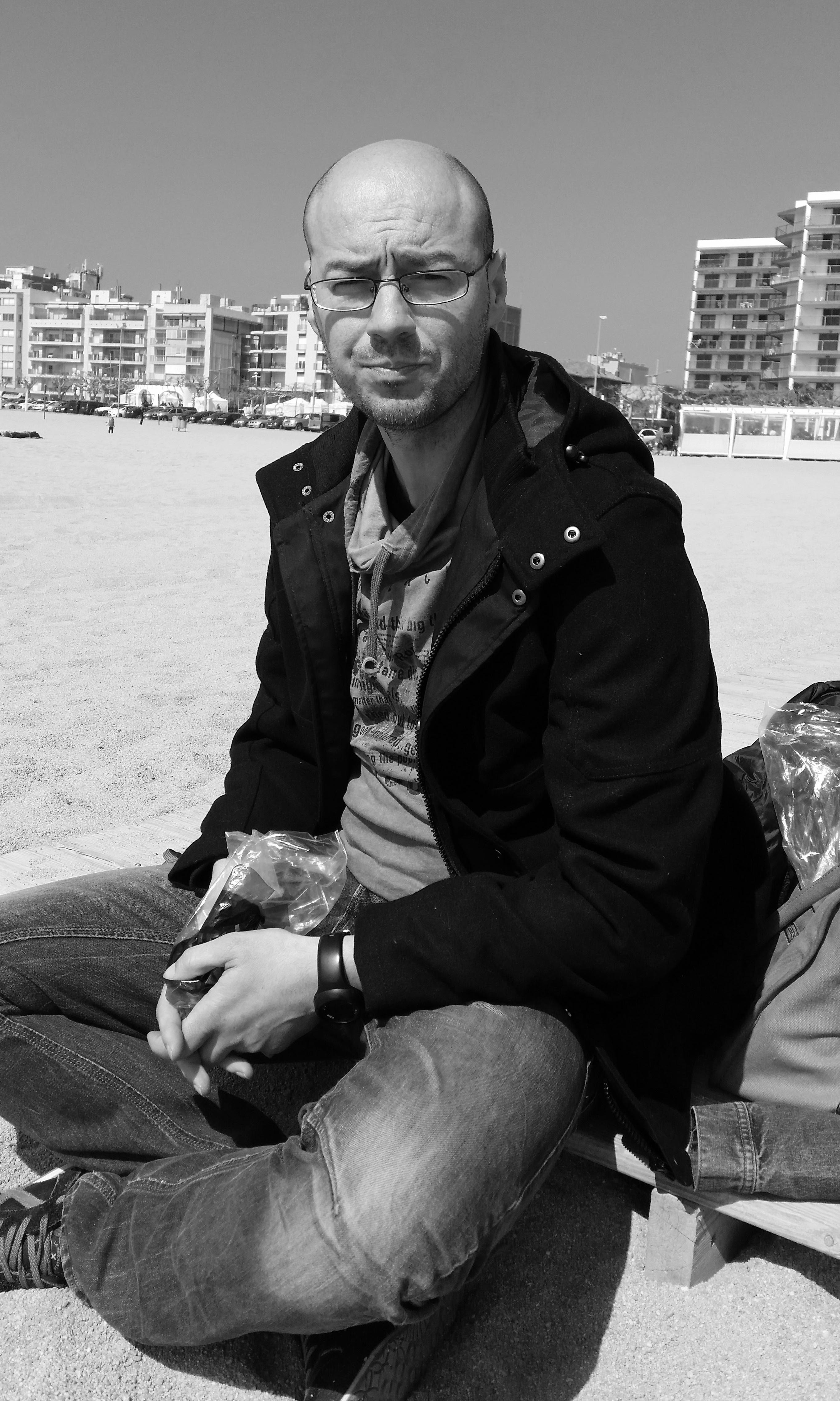 Me llamo Jordi Hernando